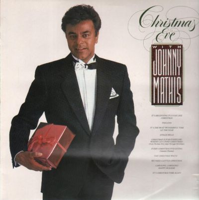1986 Johnny Mathis - christmas eve with johnny mathis
