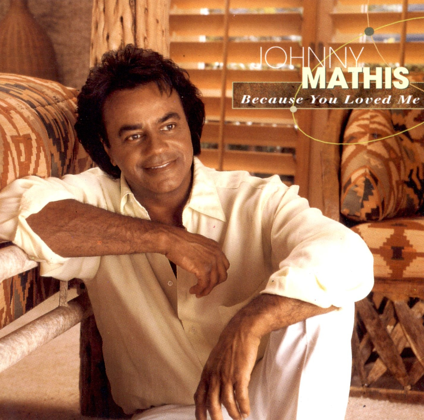 1998 Johnny_Mathis__Because_You_Loved_Me