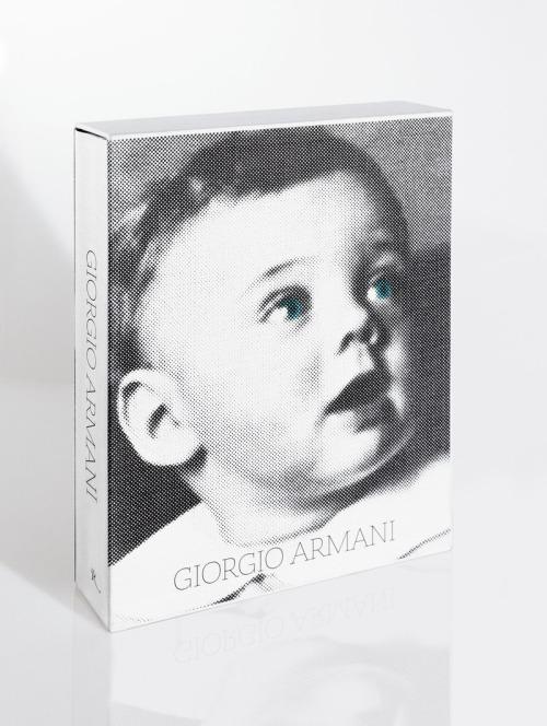Giorgio Armani book Rizzoli