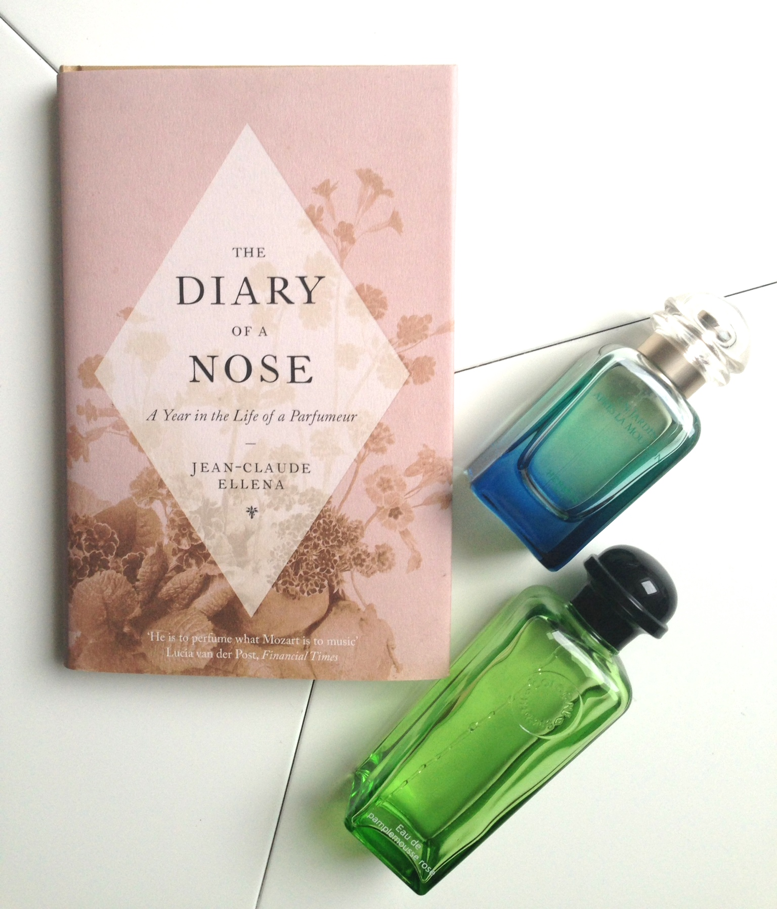 Jean Claude Ellena, The Diary of a Nose