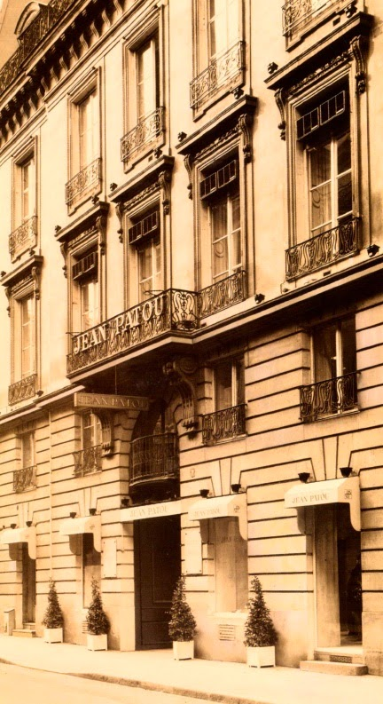 Jean Patou Boutique Rue Saint Florentin Paris