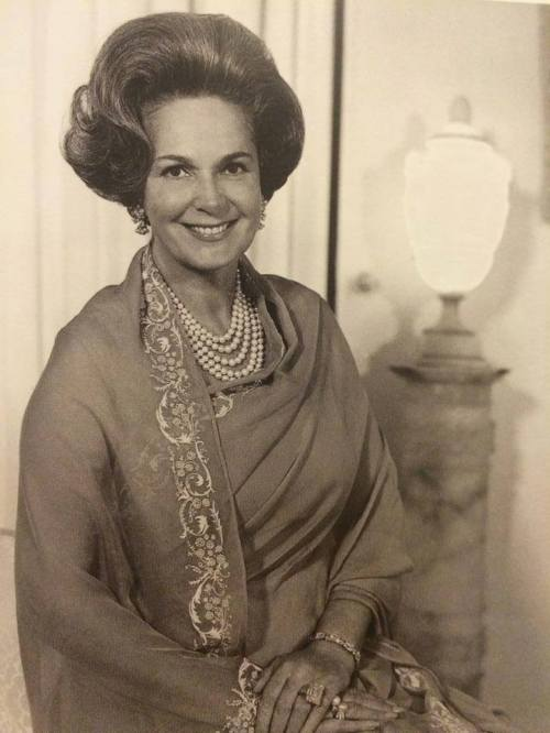 Begum Om Habibeh Aga Khan Yvette Labrousse