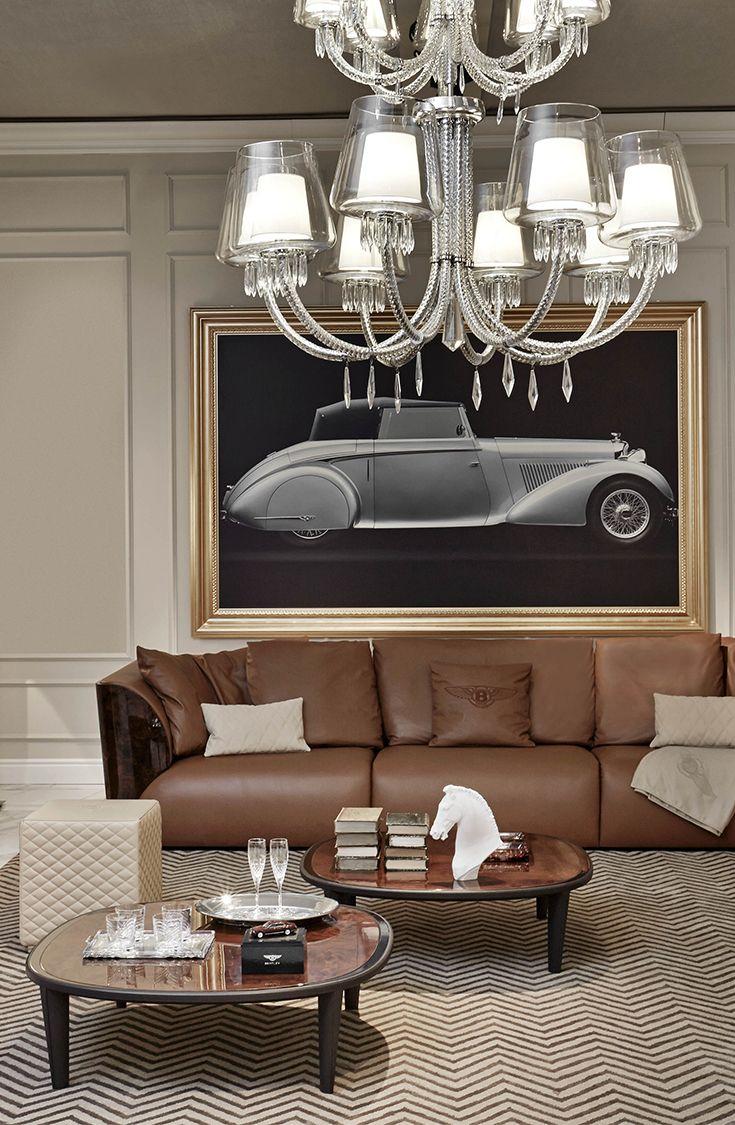 Bentley Home Living Room