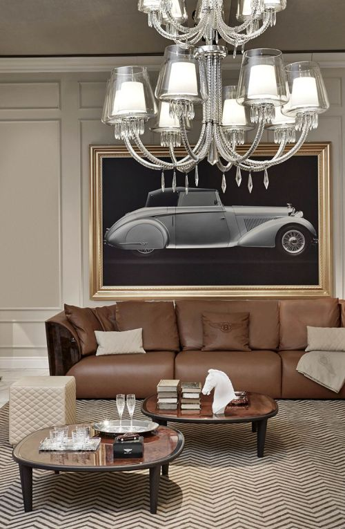 Bentley Home Living Room