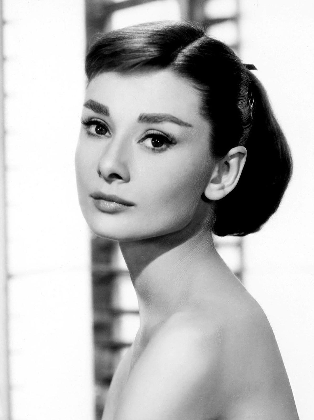 Audrey Hepburn Actor