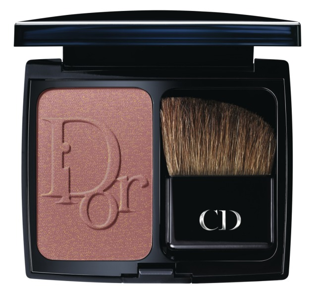 Christiaan Dior Blush State of Gold Look Noel 2015 b