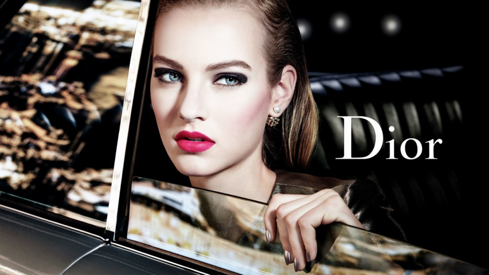 Christian Dior Collection State of Gold Look Christmas 2015 Noel