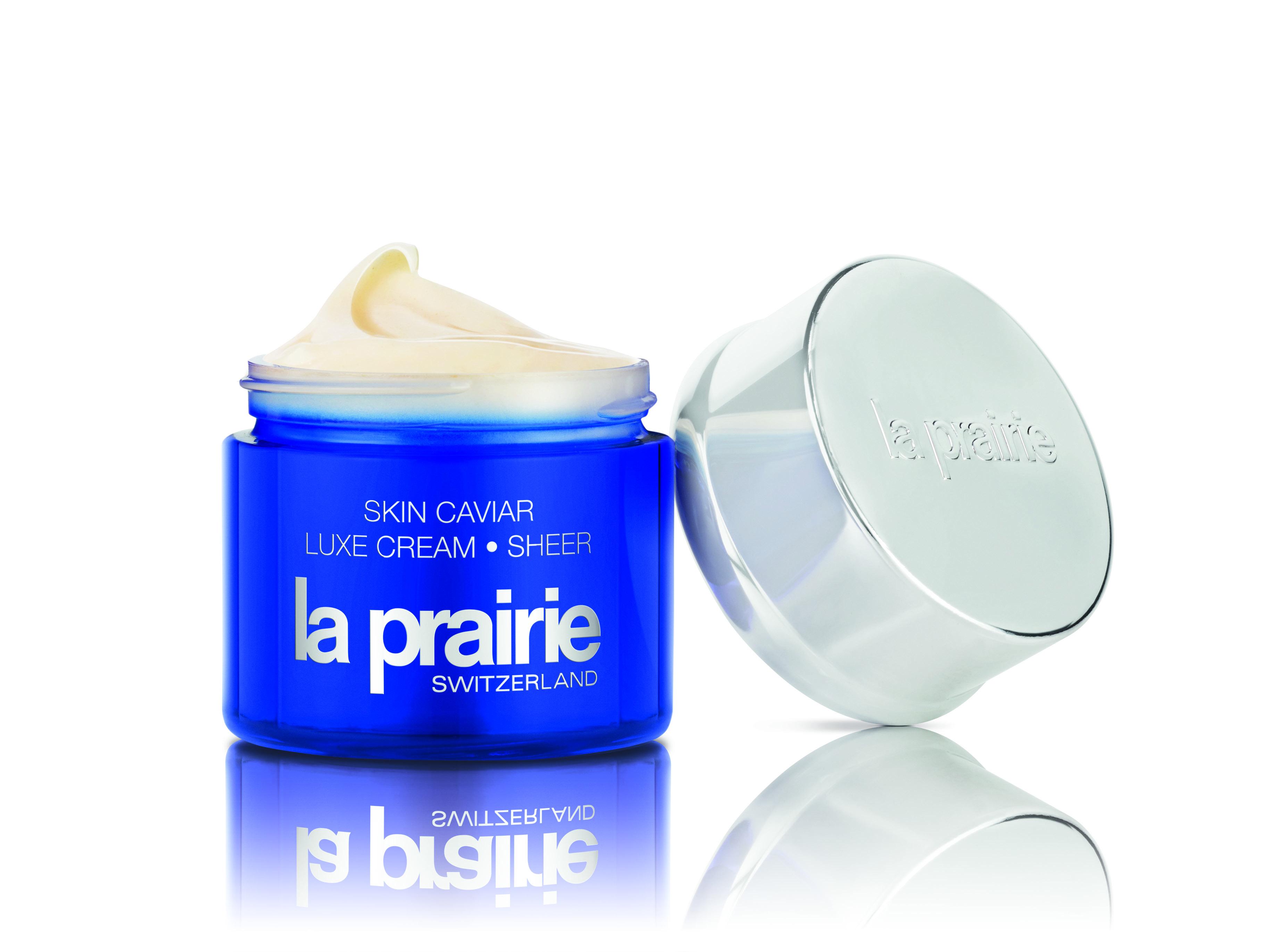La Prairie Skin Caviar  Luxe Cream Sheer Blue