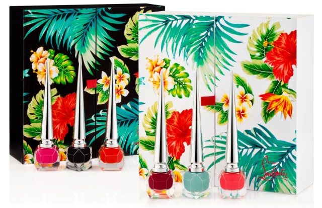 Christian Louboutin Hawaii Kawai Limited Edition Nail Color Coffret 1