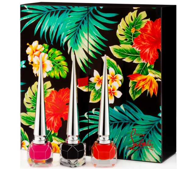 Christian Louboutin Hawaii Kawai Limited Edition Nail Color Coffret