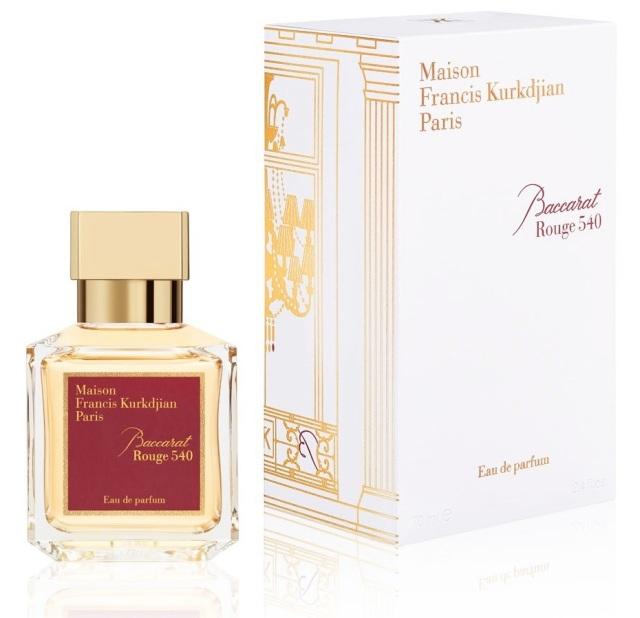Francis Kurkdjian Baccarat Rouge 540 Eau de Parfum