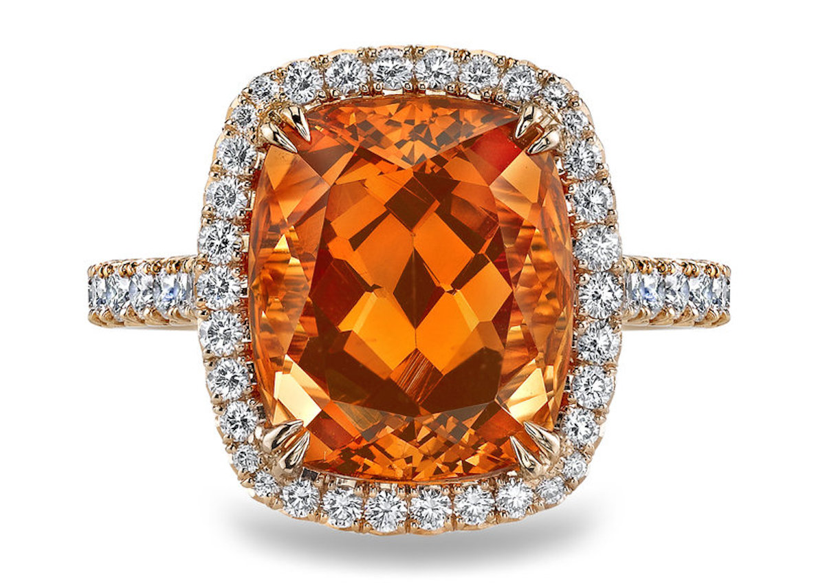 garnet-engagement-ring