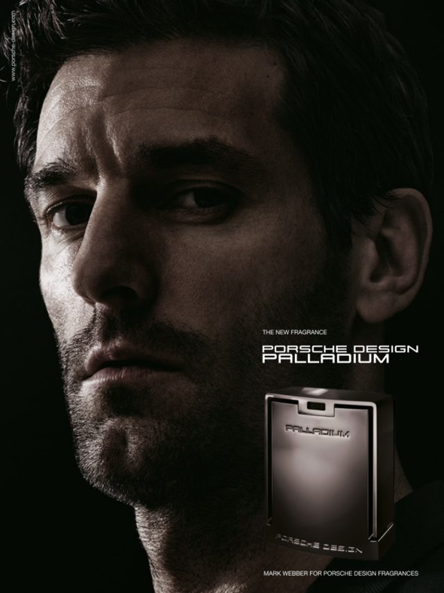 Porsche Design Palladium Mark Webber