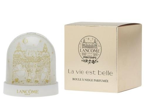 Lancôme La Vie est Belle Wonderland Boule A Neige,  with box