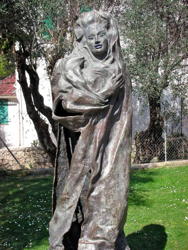 Le Cannet, Le Jardin Des Oliviers, Avenue Thiers Begum Om Habibeh Aga Khan