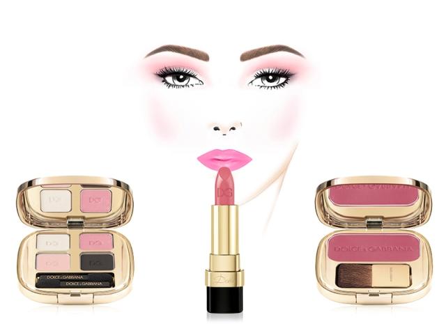 D&G Rosa-Look 2016