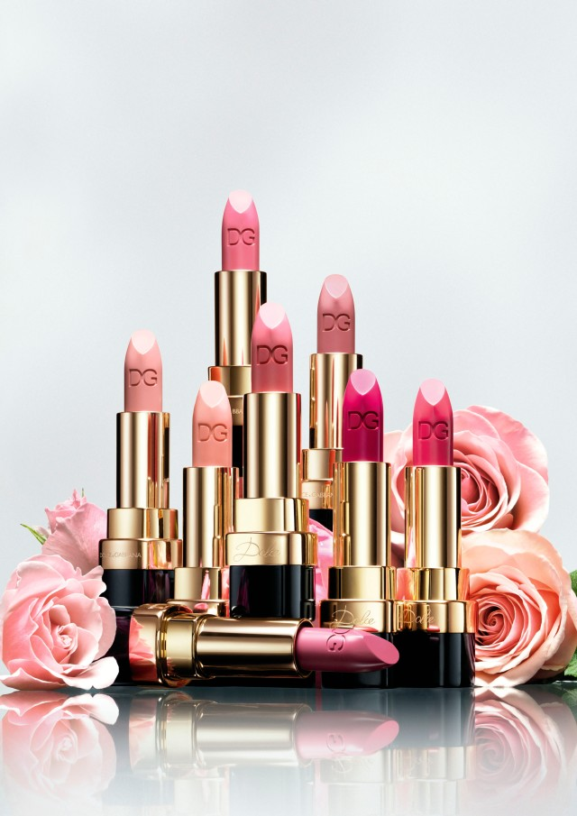 Dolce Matte Lipstick collection