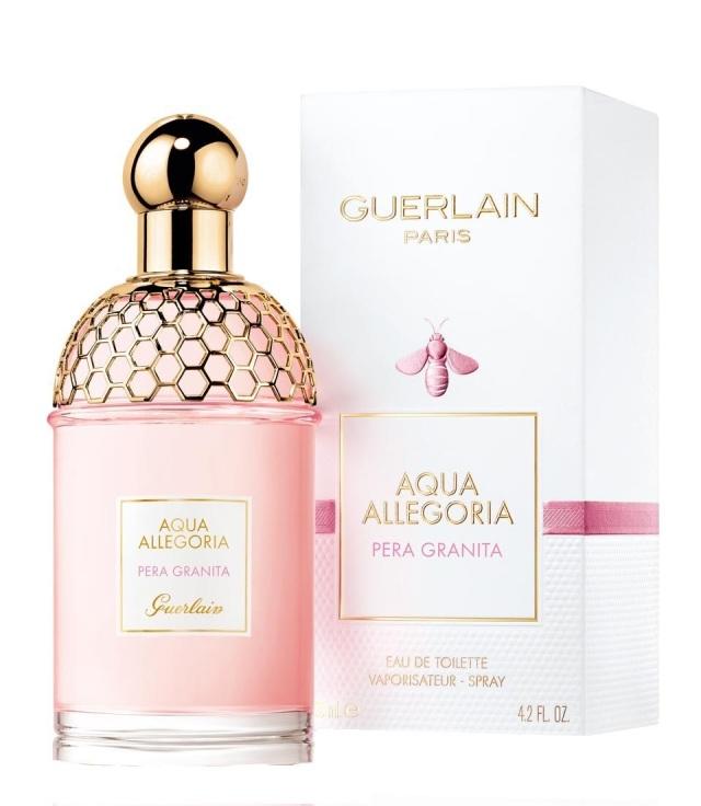 Guerlain Aqua Allegoria Pera Granita bottle