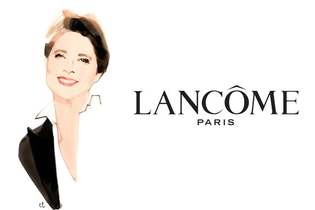 Isabella Rossellini for Lancôme, 2016