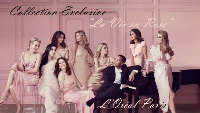 La Vie en Rose Lipstick by L'oréal Paris Stars