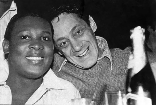 Sylvester and Harvey Milk