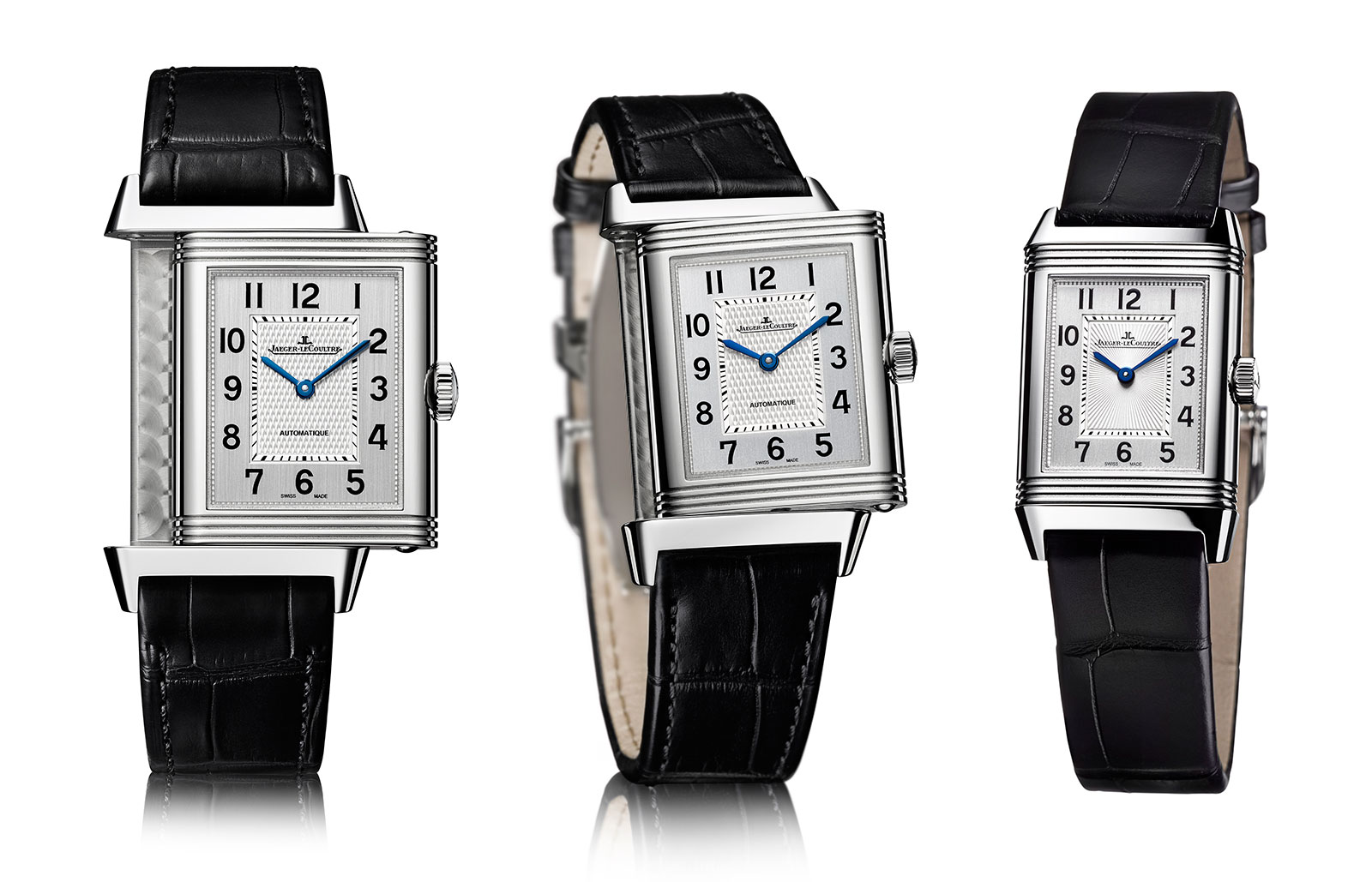 Jaeger-LeCoultre Reverso Classic Large, Medium and Small Watch