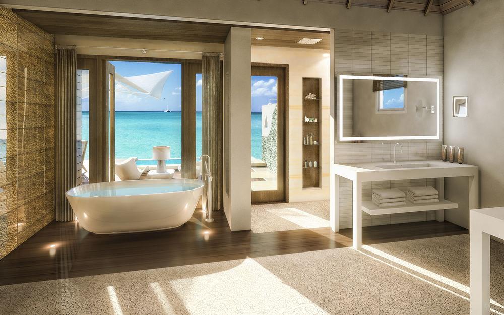 Sandals Royal Caribbean - Montego Bay, Jamaica, bathroom