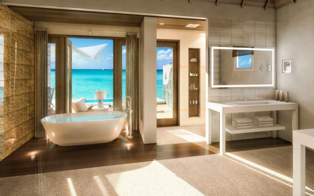 Sandals Royal Caribbean - Montego Bay, Jamaica, bathroom