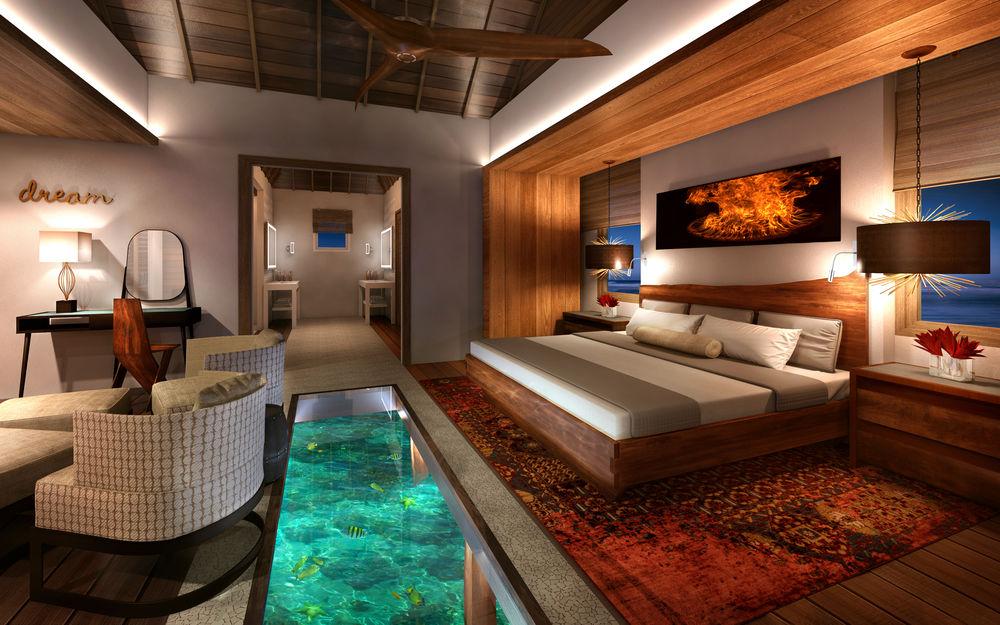 Sandals Royal Caribbean - Montego Bay, Jamaica, bedroom