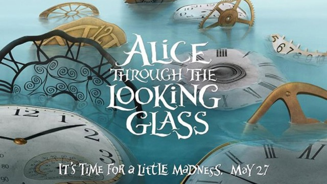 The Movie Alice Through the Looking Glass