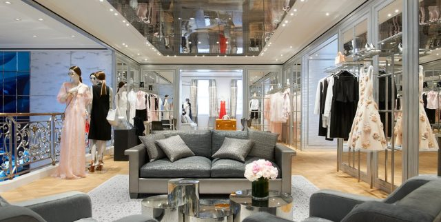 Christian Dior New Bond Street London