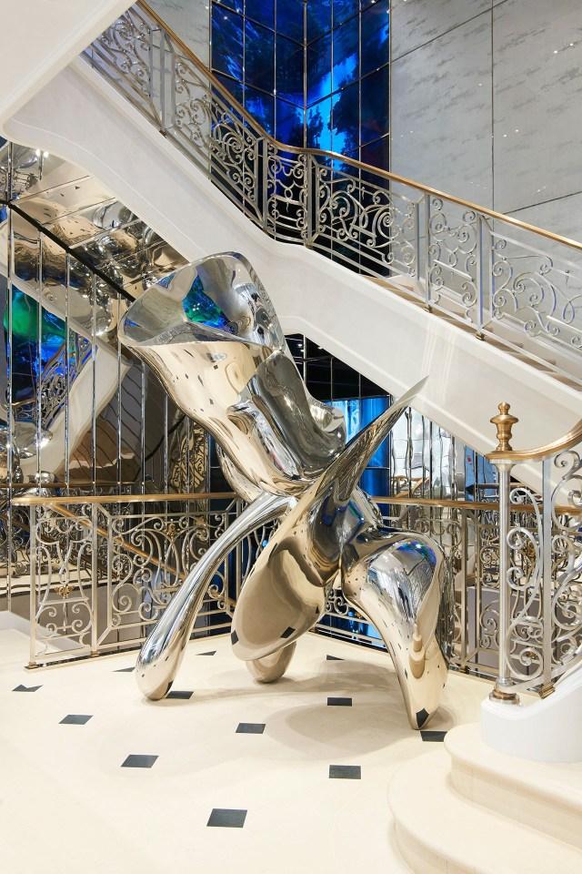Christian Dior New Bond Street London4