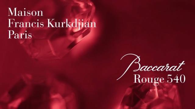 Maison Francis Kurkdjian - Baccarat Rouge 540