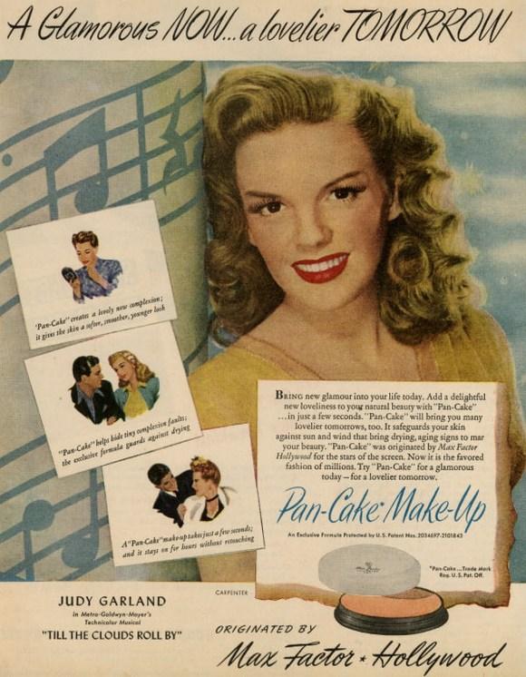 Judy Garland Max Factor Pancake2