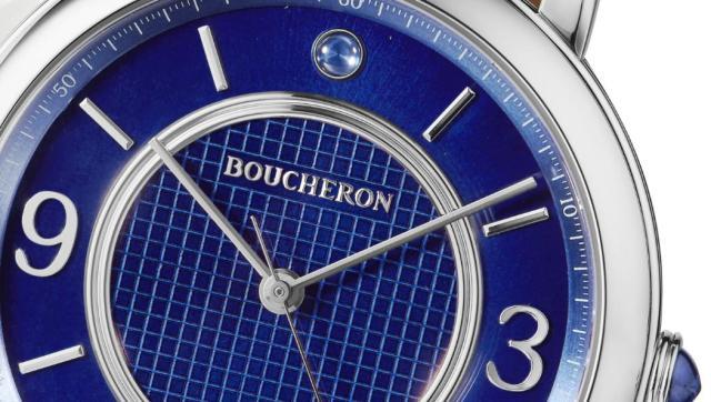 Boucheron Epure Bleu de Jodhpur