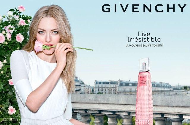 Givenchy Live Irrésistible Eau de Toilette ad