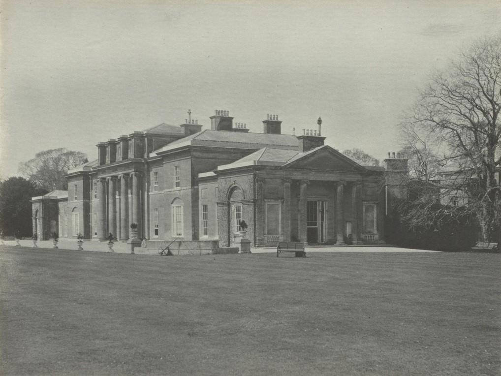 Hackwood House, Basingstoke, Hampshire