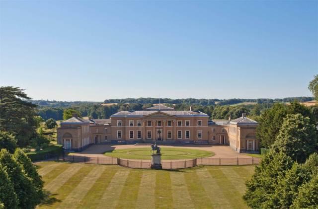 Hackwood Park Alton Basingstoke, Angleterre