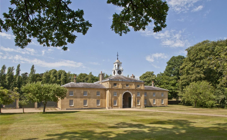 Hackwood Park Alton Basingstoke, Angleterre10