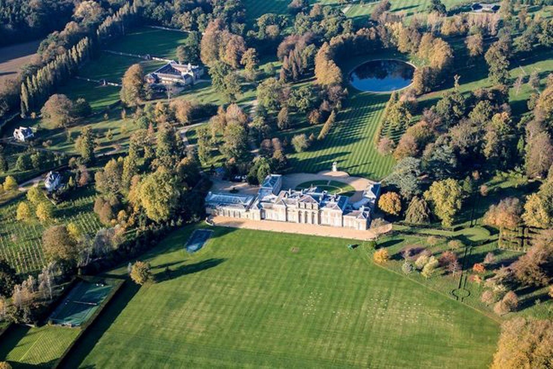 Hackwood Park Alton Basingstoke, AngleterreC