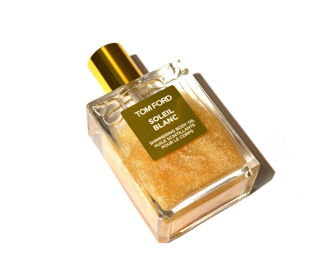 Tom Ford Soleil Blanc Shimmering Body Oil Huile Pour Le Corps2