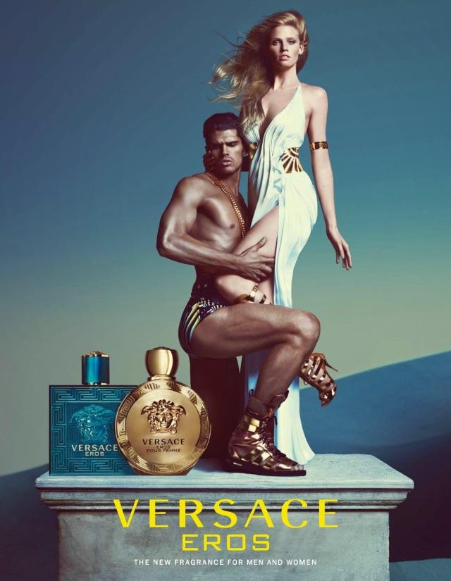 Versace Eros Pour Femme Homme
