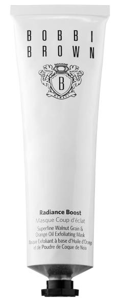 Bobbi Brown Radiance Boost Superfine Walnut Grain & Orange Oil Exfoliating Mask