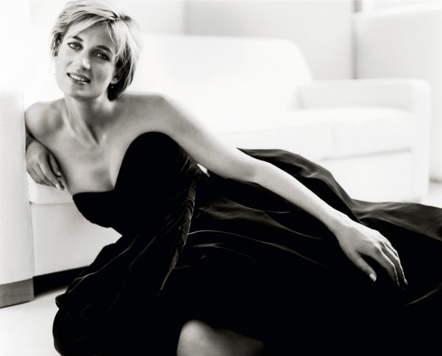 Diana, Princess of Wales, London, Vanity Fair, 1997 b