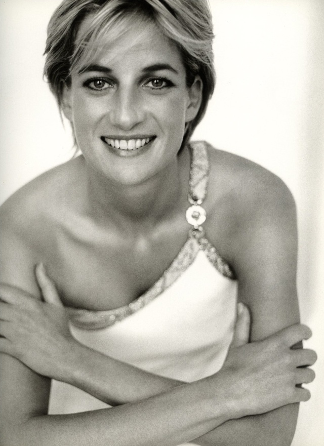 Diana, Princess of Wales, London, Vanity Fair, 1997 c