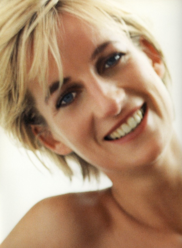 Diana, Princess of Wales, London, Vanity Fair, 1997 e