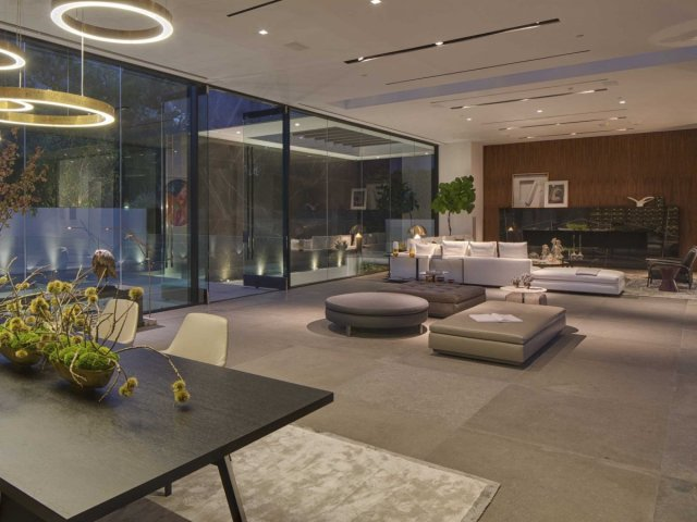 inside-glass-walls-provide-a-startling-sense-of-depth-the-ceilings-throughout-the-home-measure-13-feet-high