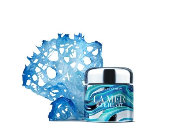 La Mer's Blue Heart