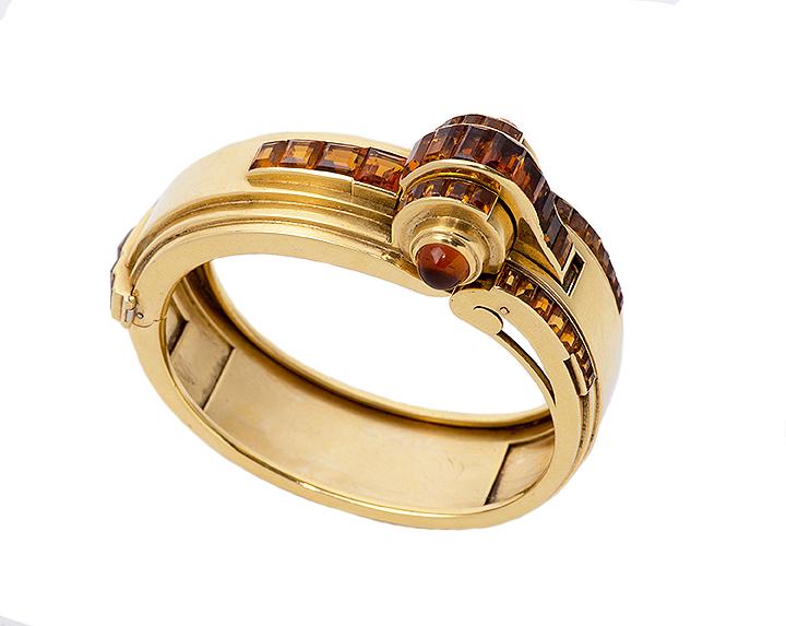 jaeger-le-coultre-retro-gold-and-citrine-bracelet-watch