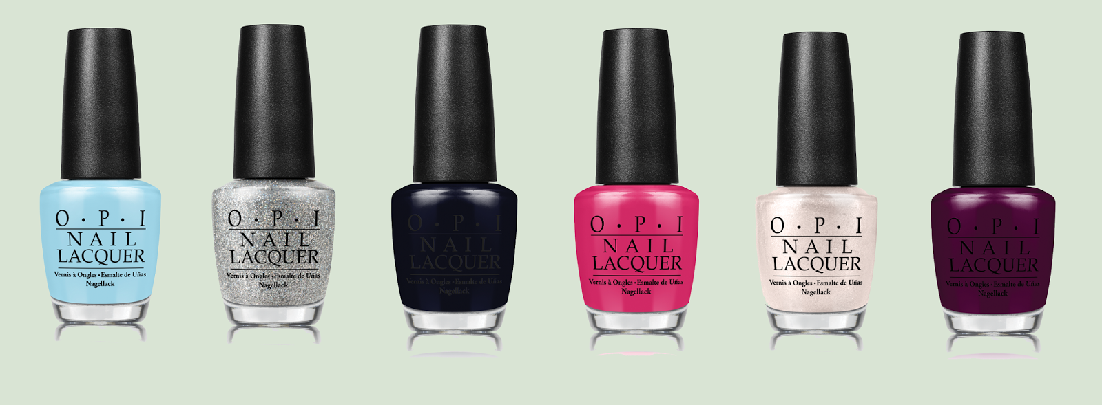 OPI's tribute to Audrey Breakfast at Tiffany's nail polish collection.png